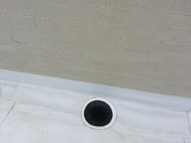Tanking waterproofing work conducted by Flex A Seal in Melbourne