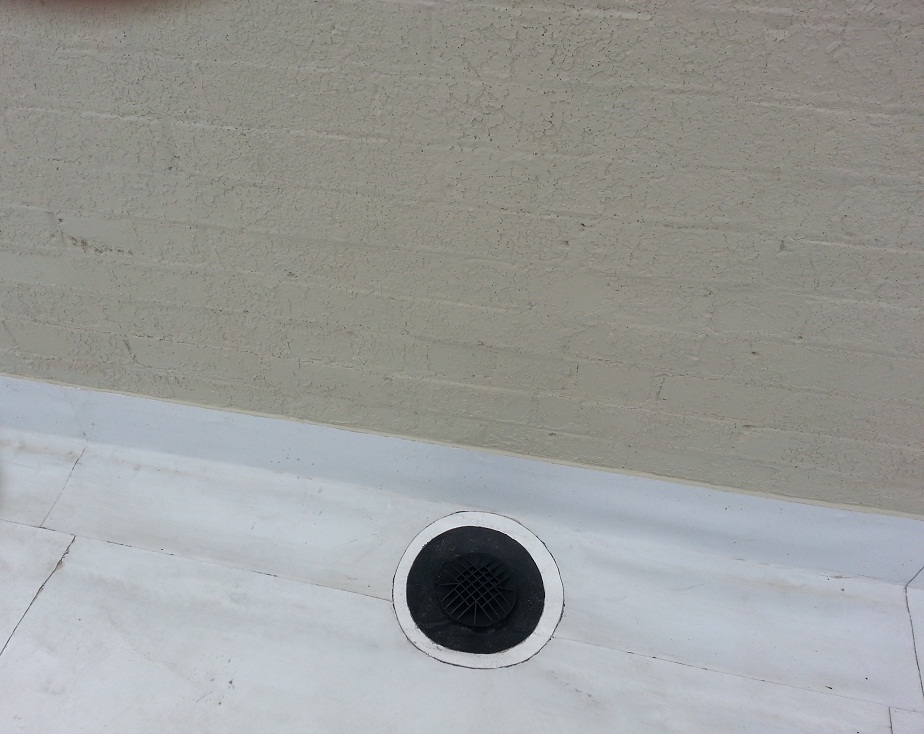 An image of waterproofing (tanking) work conducted by Flex A Seal in a Melbourne suburb