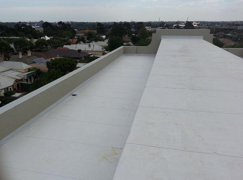 Waterproofing (tanking) work conducted by Flex A Seal in a Melbourne suburb