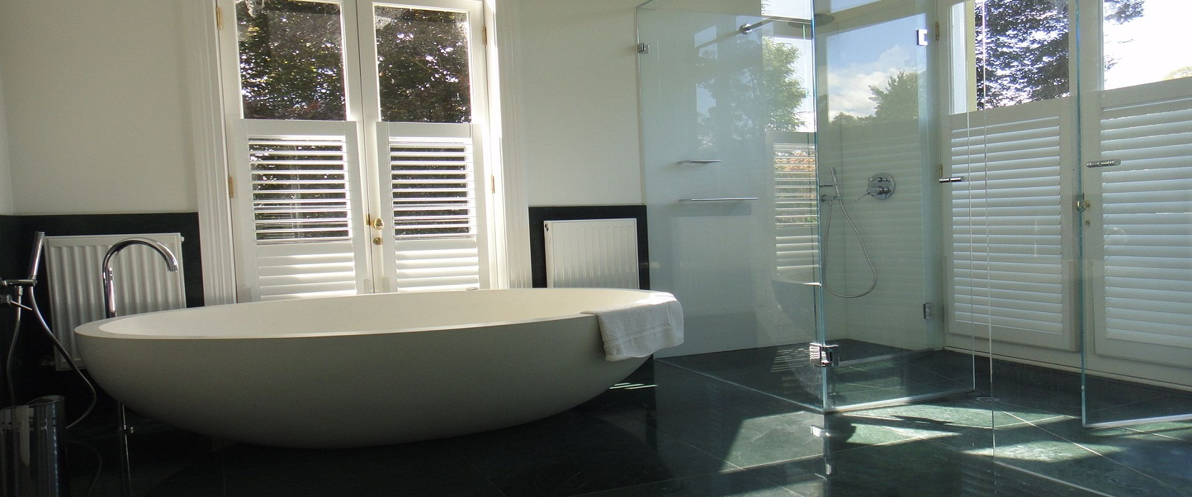 Bathroom waterproofing work conducted by Flex A Seal in Melbourne.