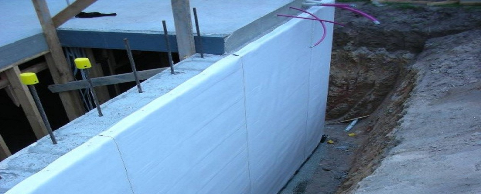 An image of deck waterpoofing work (tanking) conducted by Flex A Seal in Melbourne