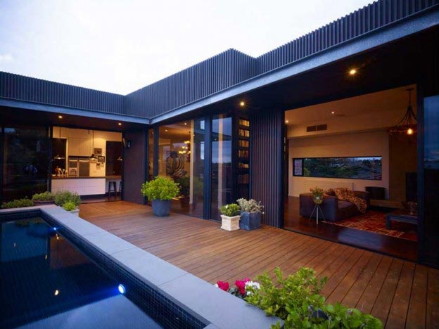 Waterproofing Melbourne Gardenvale Terrace House