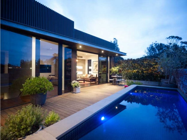 Terrace waterproofing work conducted at a Brighton residence in Melbourne, by Flex A Seal